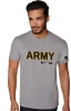 ARMY Vet Tix STENCIL Short Sleeve T-Shirt